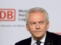 Deutsche Bahn vor Umbau