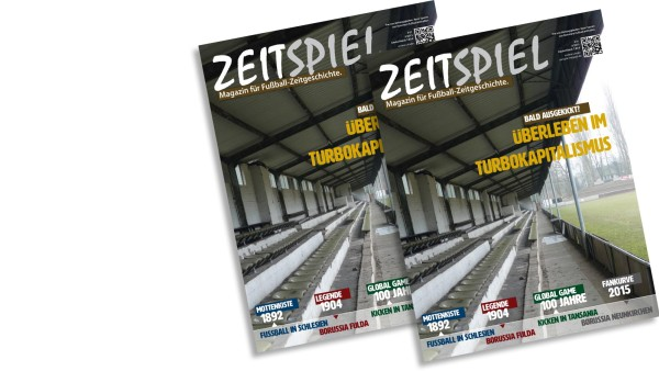Zeitspiel Magazin Cover