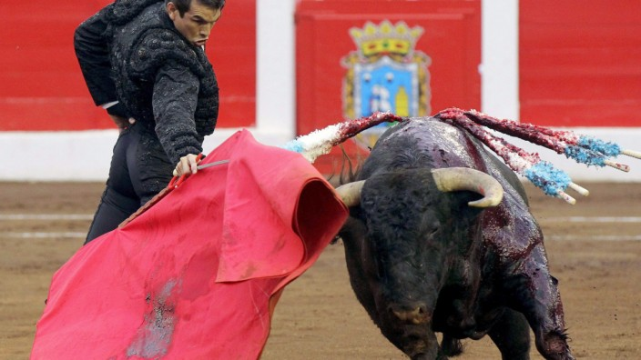 SANTIAGO BULLFIGHTING FAIR