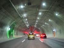 ADAC Tunneltest Jagdbergtunnel