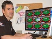 Pokerspieler Hans Martin Vogl