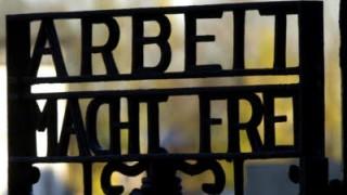 Erinnerung an das Konzentrationslager Dachau
