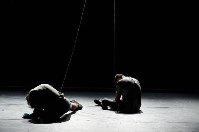 """Tanzwerkstatt AS IT EMPTIES OUT"""" in der Muffathalle"""