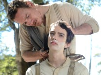 Slow West mit Michael Fassbender