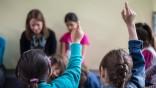Vorstellung Schulunterricht für Flüchtlingskinder