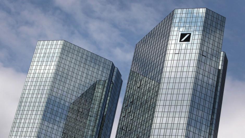 Deutsche Bank Jahresbilanz