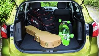 Der Kofferraum Des Suzuki SX4 S Cross