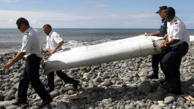 MH370-Wrackteil