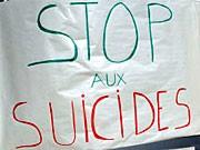 selbstmorde unter französischen angestellten afp