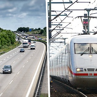 Almanya sağlıklı bir dünya için toplu taşımayı cazip hale getiriyor