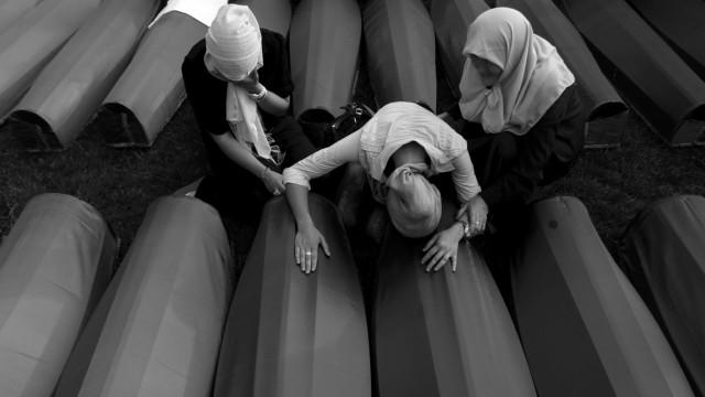 From the Files: Srebrenica Massacre - 20th Anniversary; Srebrenica Massacre - 20th Anniversary