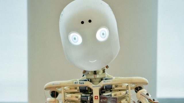 Developer Week 2015  - Humanoider Roboter