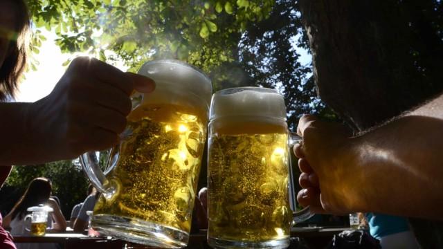 Thema des Tages Biersorten