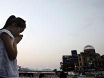 70th anniversary of Hiroshima atomic bombing