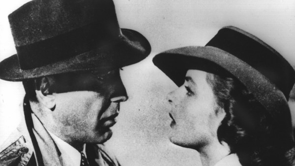 """Humphrey Bogart und Ingrid Bergman in """"Casablanca"""""""