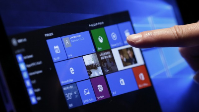 Microsoft Corp. Launches Windows 10 In Japan
