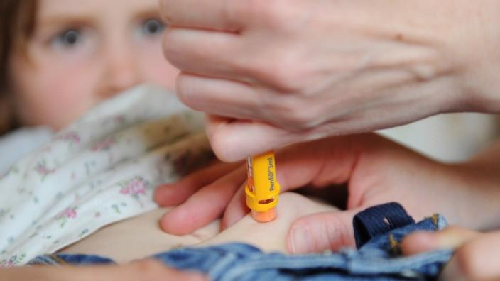 Insulin gegen Diabetes