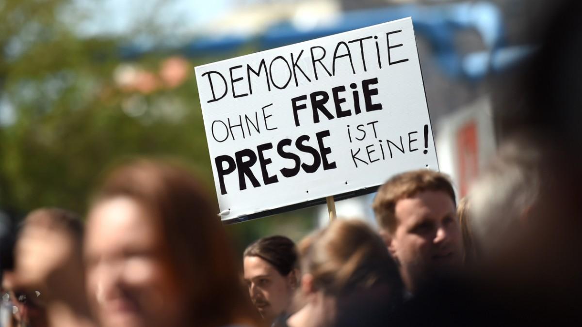 Wie es um die Pressefreiheit in Deutschland steht