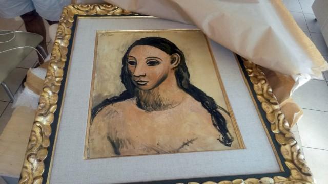 Picassogemälde auf Yacht sichergestellt