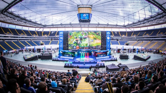 ESL One 2015 in Frankfurt