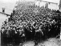 Italienische Kriegsgefangene, 1917
