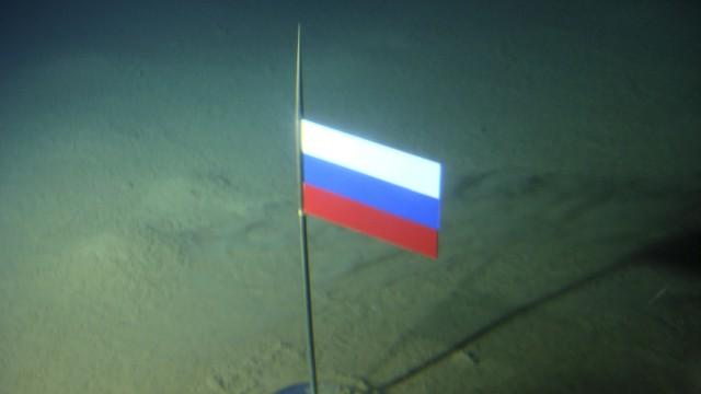 Arktis Russische Ansprüche