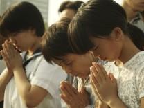 Gedenkzeremonie Hiroshima