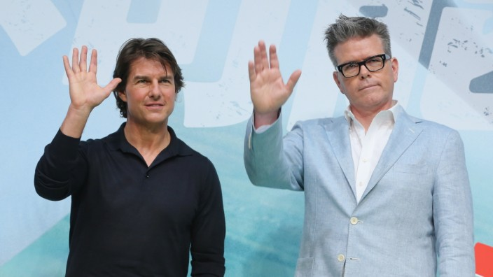 Mission: Impossible - Rogue Nation; Tom Cruise und Christopher McQuarrie