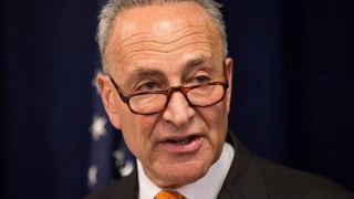 Sen. Chuck Schumer And Amy Schumer Hold Joint Press Conf. On Combating Gun Violence