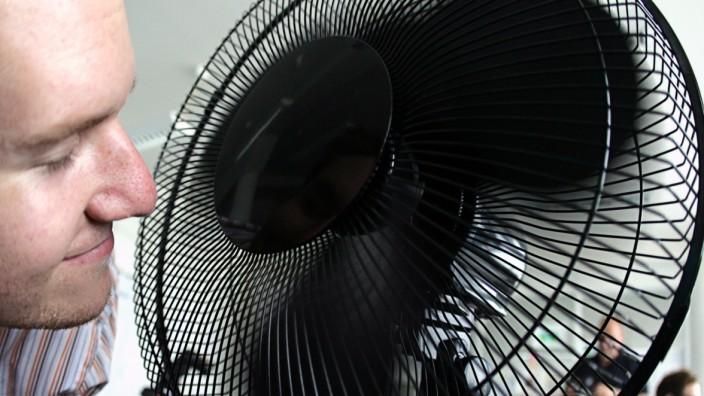 Heiß begehrt: Ventilatoren sind Mangelware