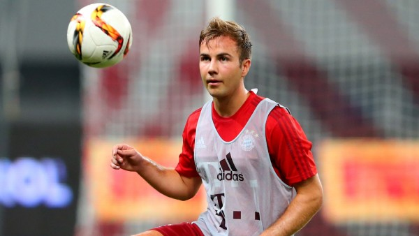 FC Bayern Audi China Summer Tour 2015 - Day 3