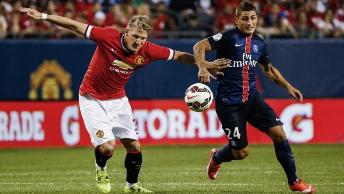 Manchester United vs Paris Saint-Germain