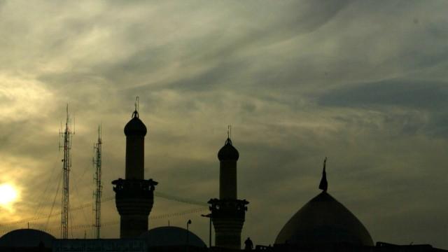 Imam-Hussein-Moschee in Kerbela