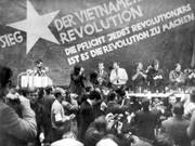TU Berlin Vietnamkongress 1968 Rudi Dutschke