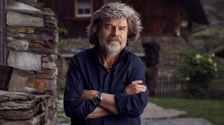Reinhold Messner, Südtirol, 1. Weltkrieg, Yeti, Bergsteiger, Schloss Juval, Kevin McElvaney