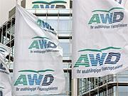 Firmenzentrale von AWD in Hannover; dpa