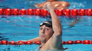Swimming - 16th FINA World Championships: Day Fourteen