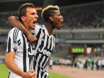 Italian Super Cup in Shanghai