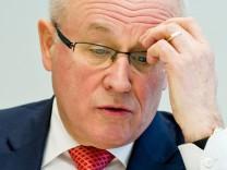 Unions-Fraktionsvorsitzender Volker Kauder