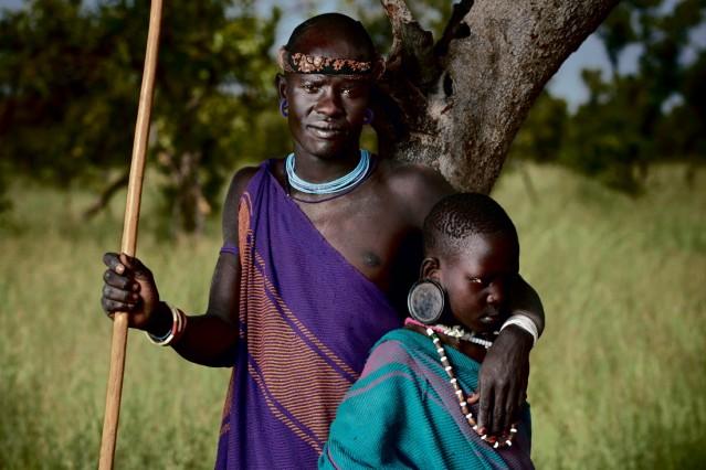 Afrikaseite / Kinder und Jugendliteratur