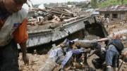 Erdrutsch in Indonesien; Reuters