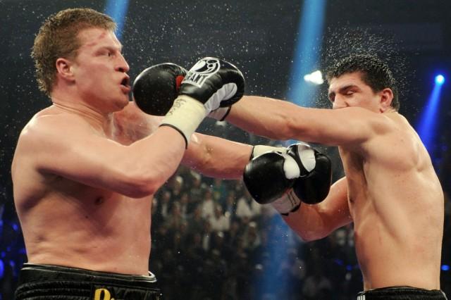 WM Boxkampf im Schwergewicht  Huck - Powetkin
