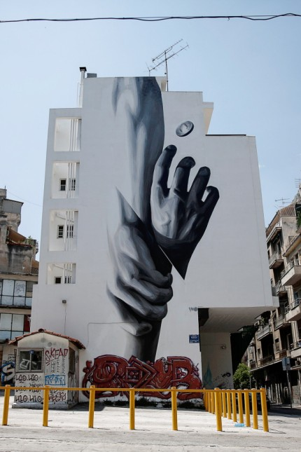 Griechenland am Abgrund Hilfspaket für Griechenland