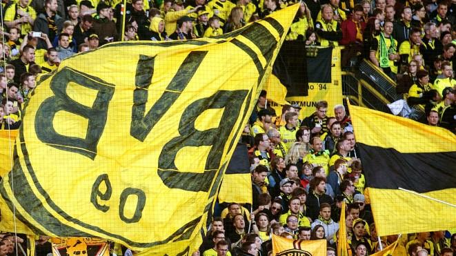 Fussball Bvb Lockt Weltweit Die Meisten Fussball Fans Ins