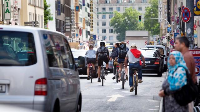 Gefahren-Atlas für Radfahrer
