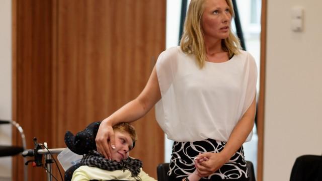 Gericht entscheidet über Blindengeld