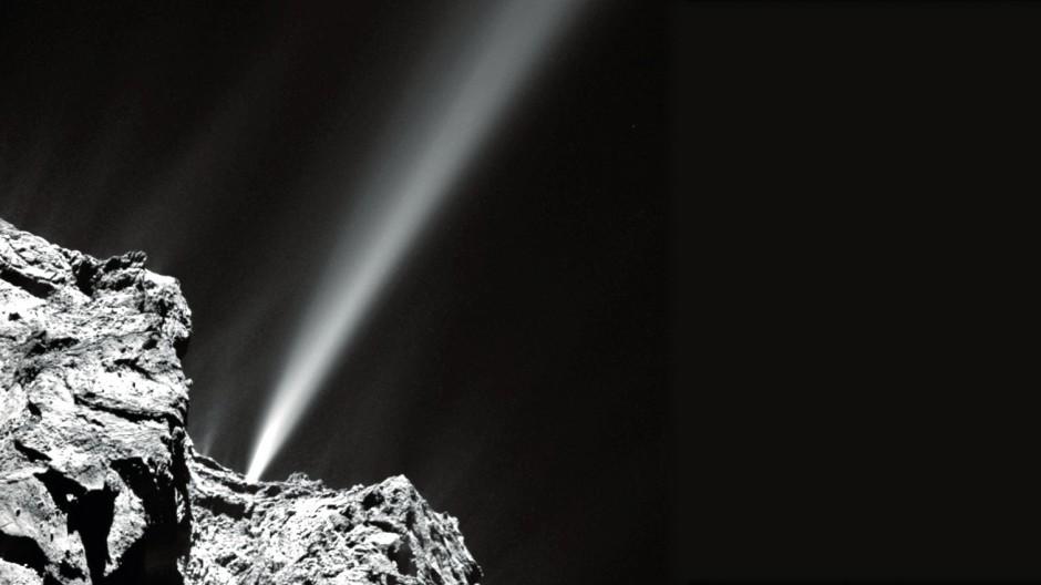 Raumsonde Rosetta Rosetta-Mission