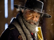 "Samuel L. Jackson in ""The Hateful Eight"" von Quentin Tarantino"