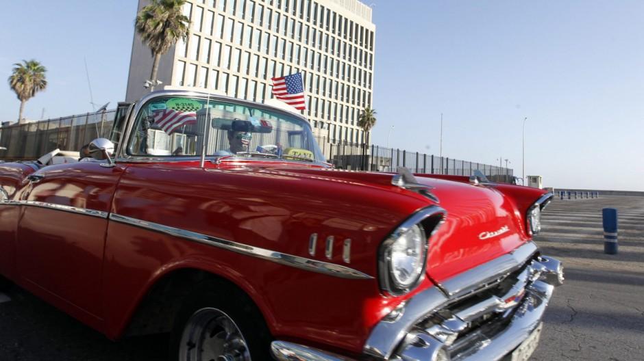 USA - Kuba