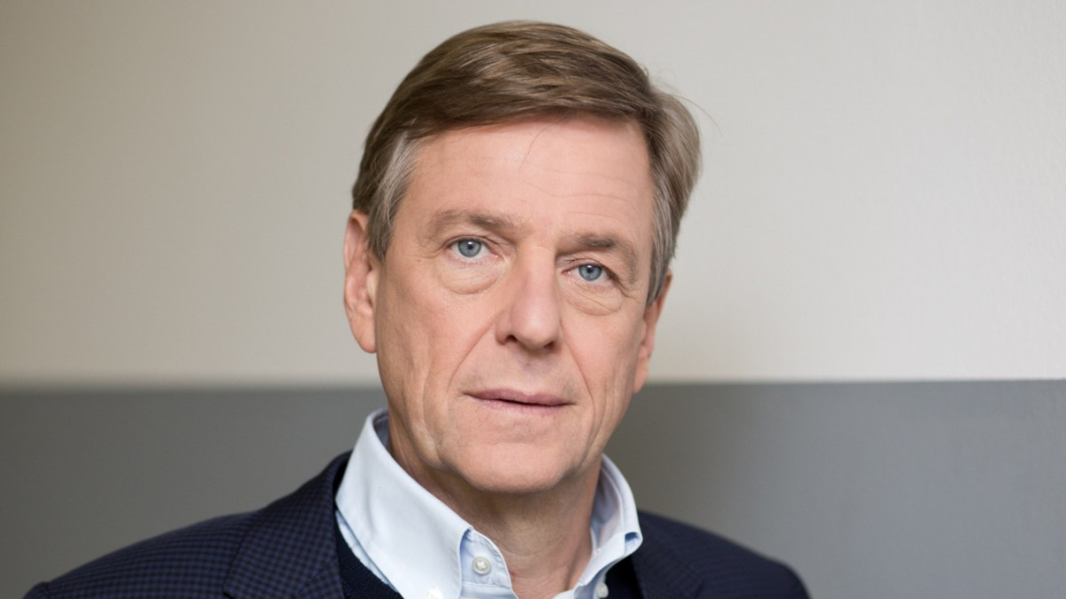 """Claus Kleber: """"Meinungsfreiheit muss man benutzen"""""""
